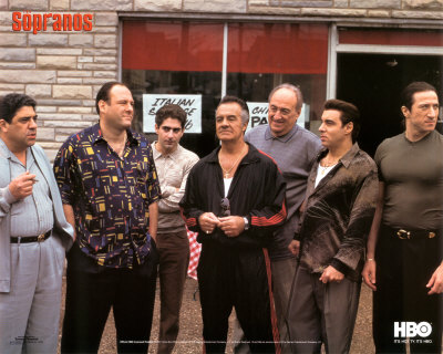 624A~Sopranos-Posters